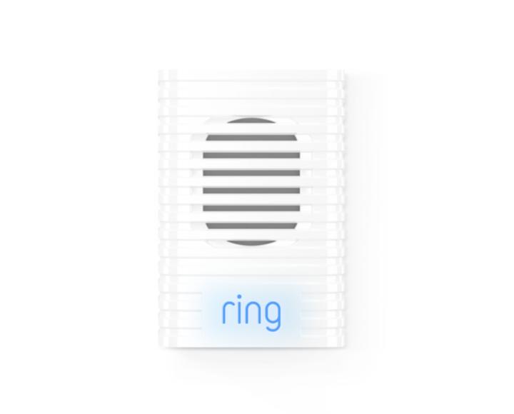 Дополнительный звонок Ring Chime 8AC3S5-0EU0 (White)