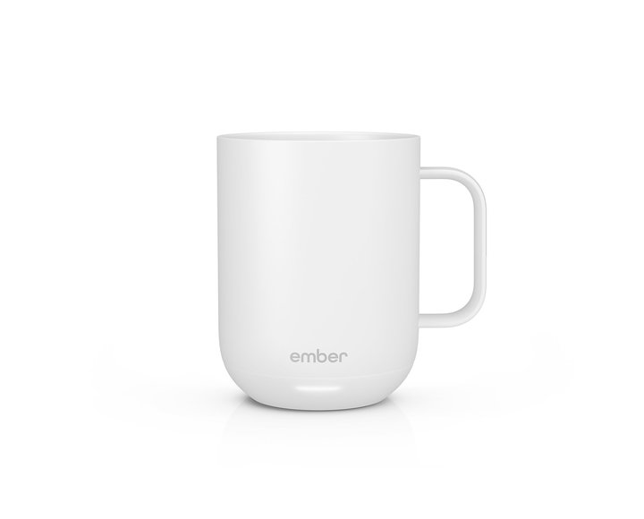 Ember умная кружка с подогревом New Mug 2 (414)ml White