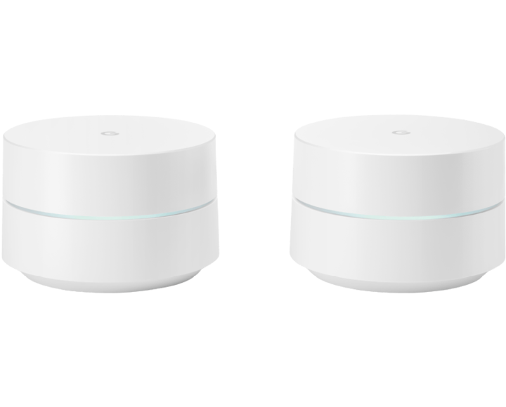 Роутер Google Wi-Fi (Two Pack)