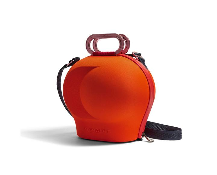 Devialet Phantom Reactor Cocon Jupiter Orange