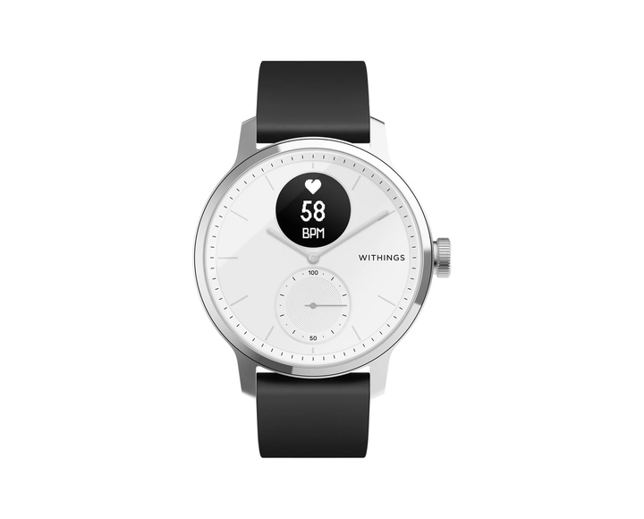 Умные часы Withings ScanWatch 42mm White